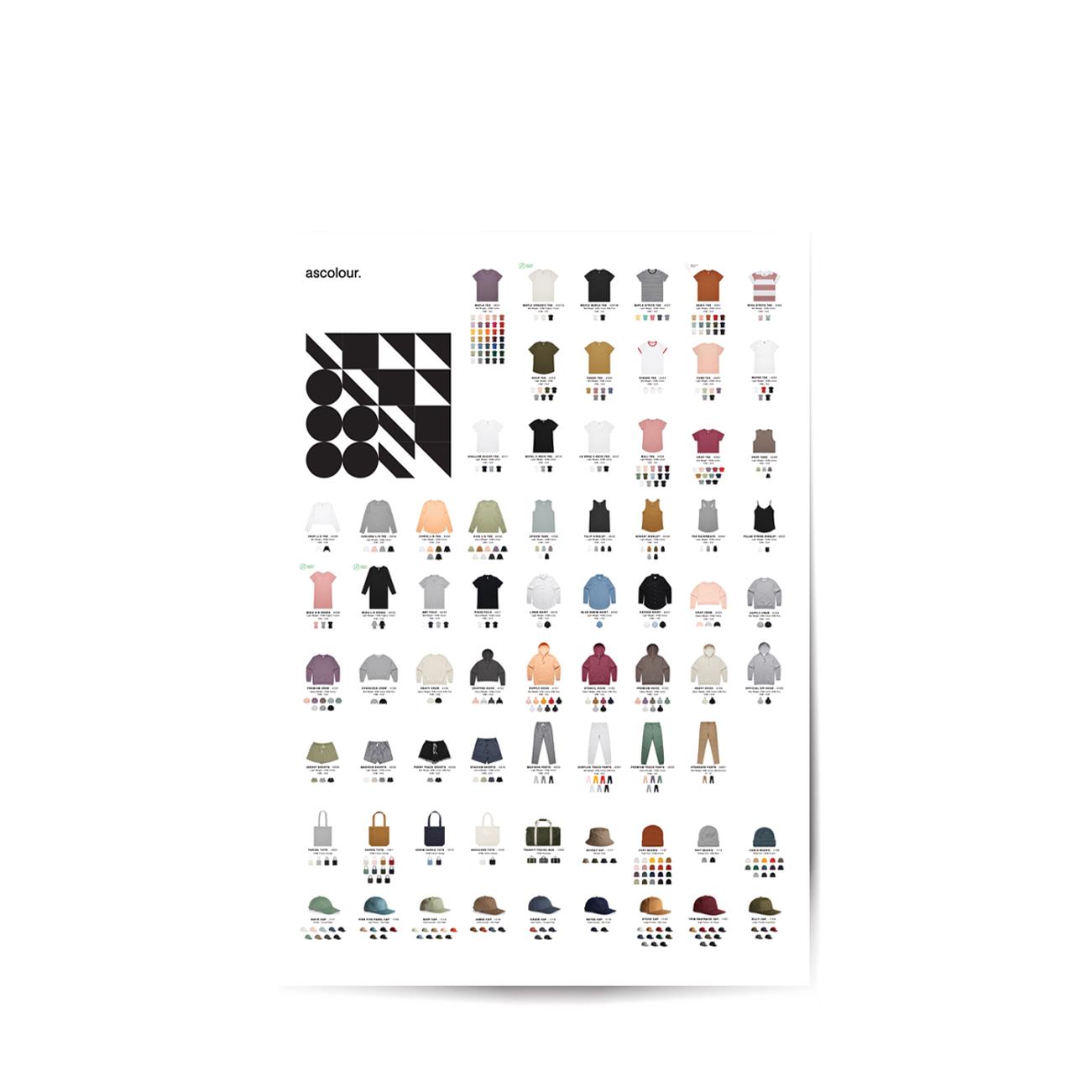 Folded Catalogue
